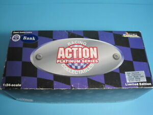 Dale Earnhardt #3 GM Goodwrench   1997  Monte Carlo 1:24  ACTION BW  BANK