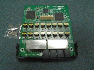 Panasonic KX-NS700 G Main Cabinet - KX-NS5172 DLC16 16 Port Digital Station Card