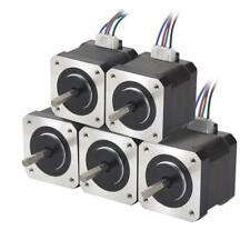 Nema 17 Stepper Motor 64ozin 15a 42x42x39mm 4 Wire With1m Cable Amp Connector New