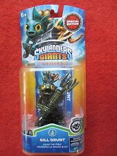 Skylanders Giants Special Edition Metallic Green Gill Grunt - BRAND NEW IN BOX!
