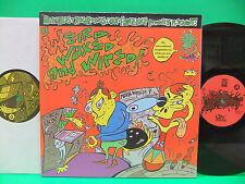 Weird Waxed and Wired! 1997 V/A 2LP Import LP Garage Rock Punk NM+ Radio Blast