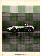 1959 INDIANAPOLIS 500  ~  GREAT ORIGINAL 5-PAGE ARTICLE