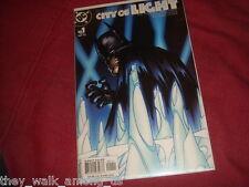 BATMAN : CITY OF LIGHT #1 The Pander Brothers  DC Comics