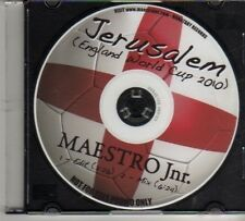 (DO928) Jerusalen (England World Cup 2010, Maestro Jnr - DJ CD