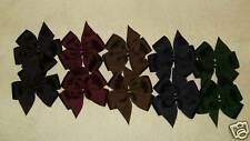 """""""10 SMALL BOUTIQUE HAIRBOWS"""" (Bold)"""
