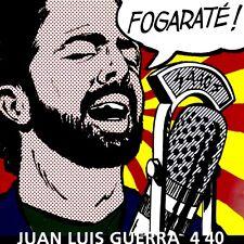 CD - Juan Luis Guerra.440 - Fogaraté! (MERENGUE) NUEVO PRECINTADO - MINT, SEALED