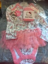 HELLO KITTY 2PC TUTU 3-6 MONTH