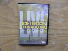 George Banton Live In Toronto (Rare HTF DVD,2002) Jamaican Inspirational