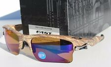 f2353b39a7 OAKLEY Fast Jacket XL Sunglasses Woodland Camo Blue G30 Interchange  OO9156-24