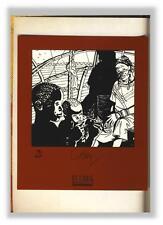 Cosey ex libris de Espace BD dans Zelie Nord Sud Lombard EO 1994