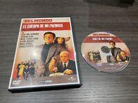 El Cuerpo De My Enemy DVD Belmondo