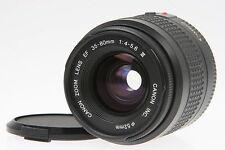 Canon EF 4,0-5,6/35-80mm III con lente Canon EF bayoneta #7921256