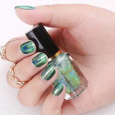 6/10ml Nails Art Holographic Holo Glitter Polish Born Pretty Super Shine Varnish