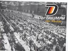 DVU - Deutsche Volksunion – Passau, Nibelungenhalle 1988 – VHS, keine DVD