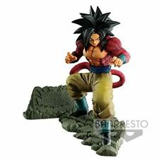 Dragon Ball Z Dokkan Battle Goku Super Saiyan 4 PVC Figure BANPRESTO