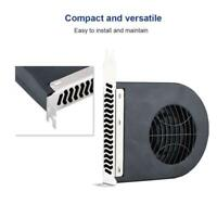 12V 4Pin 2.6W PCI Slot Blower Cooling Fan for PC Case CPU Cooler Radiator Quiet