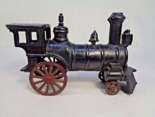 Cast Iron Train Loco 2-2-0 Kenton / Hubley Prewar Floor Toy X6722