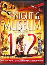 Night at the Museum 1 & 2 (DVD Double Feature 2 DVD Set)