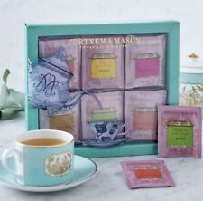 Fortnum & Mason British Tea, Fruit-Flavoured Tea Bag Selection, 60 Tea bags