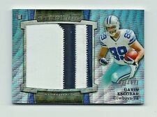Gavin Escobar 2013 Bowman Sterling RC Reflection Jumbo Rookie Patch Card 027/171