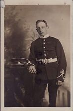 Soldier ASC Army Service Corps Full Dress F. Tomplins ? later 2nd Dragoon Guards