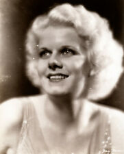 A Joyfull Jean Harlow, 1931, Orig Period Photo, Not A Repro