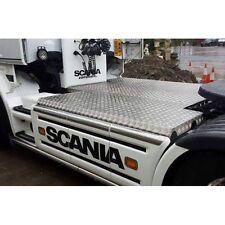 CNC cut metal steel chassis platform for tamiya 1/14 Scania R620 truck