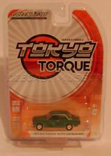 1971 71 Datsun Raydaddy Auto 510 Green Machine Chase Car Tokyo Torque Greenlight