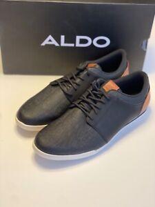 ALDO Men's Shoes Sneaker Casual Dress Navy Blue light weight Size 12 / 13 Umowet