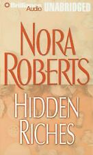 Hidden Riches By Nora Roberts Audio Book (New)