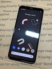 Google Pixel 4 XL 64GB Just Black (Verizon) G020J Single Sim *Tested, Works