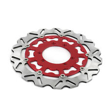 Front Brake Rotor Disc 320mm Oversize Fit CR 125 250 E CRF 250 450 R X Supermoto