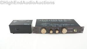 Threshold Model SL10 Stereo Preamplifier - Recently Capped by Jon Soderberg!