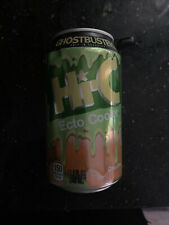 Hi-C Ecto Cooler Ghostbusters Sealed Unopened Single Collectible Can