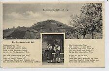 Neckarsulm Scheuerberg Weingedicht gl1938 36.005