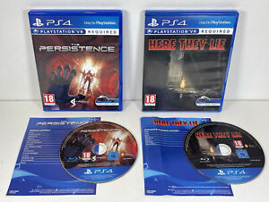 The Persistence & Here They Lie Game Bundle - Sony PlayStation 4 PS4 PS VR PSVR