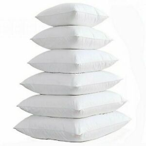 Cushion Pad Hollow Fibber Plump Cushions Inner Fillers Inserts Pads - All Sizes