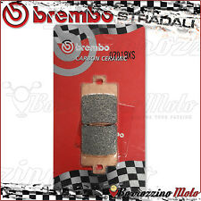 PLAQUETTES FREIN ARRIERE BREMBO FRITTE 07019XS SYM HD2 i 200 2012 2013