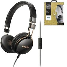 PHILIPS FOLDIE CITISCAPE HEADPHONES WITH MIC- BLACK