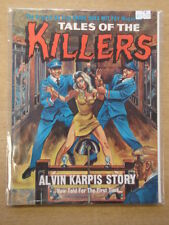 TALES OF THE KILLERS #11 VF- WORLD FAMOUS HORROR MAGAZINE