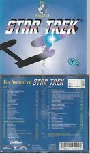 CD--ALEXANDER COURAGE -- --- W.O.STAR TREK