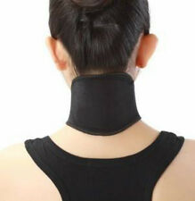 Neck Pain Collar Tourmaline Magnetic SelfHeating Support Therapy Belt Wrap Brace