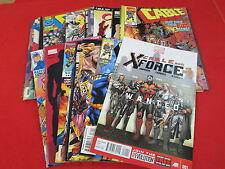 BACKSTOCK BLOW OUT - CABLE LOT OF 25 ALL DIFFERENT COMICS