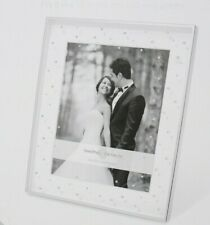 "Swing Design™ Celia Frame in Silver Fits 8"" x 10"" Photo"