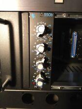 Api Audio 550B Equalizer (API 500 Series format)