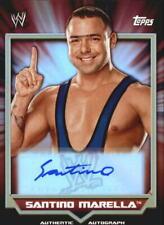 2011 Topps Classic WWE Autographs #13 Santino Marella