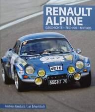 Album Photo Renault Alpine A110 A310 A610 GT V6 Turbo histoire - technique -