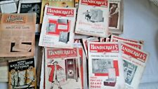 LARGE COLLECTION OF WOODWORKER MAGAZINES/HOBBIES HANDICRAFTS 1924-1955 90+
