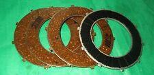 NEW ROYAL ENFIELD BULLET 4 CLUTCH PLATE FRICTION KIT