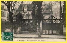 cpa 78 - CROISSY sur SEINE (Yvelines) Ancien RENDEZ-VOUS de CHASSE de HENRI IV